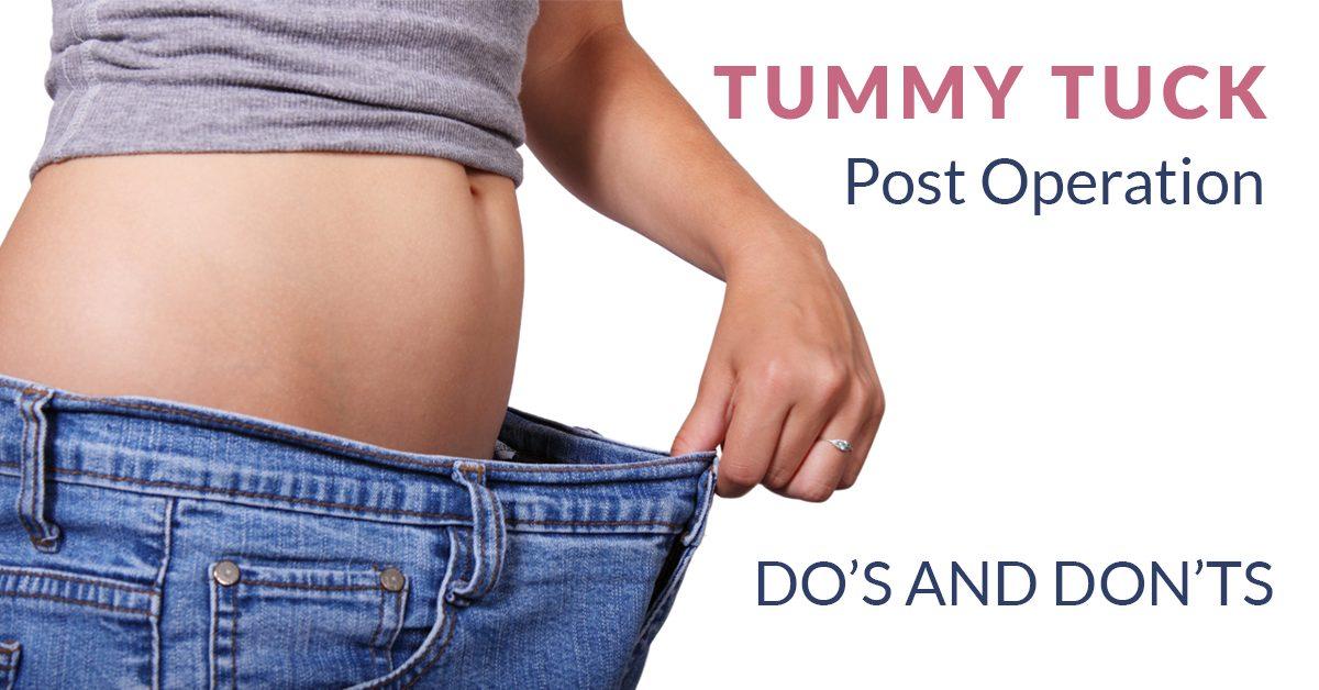 Tummy Tuck Recovery Tips