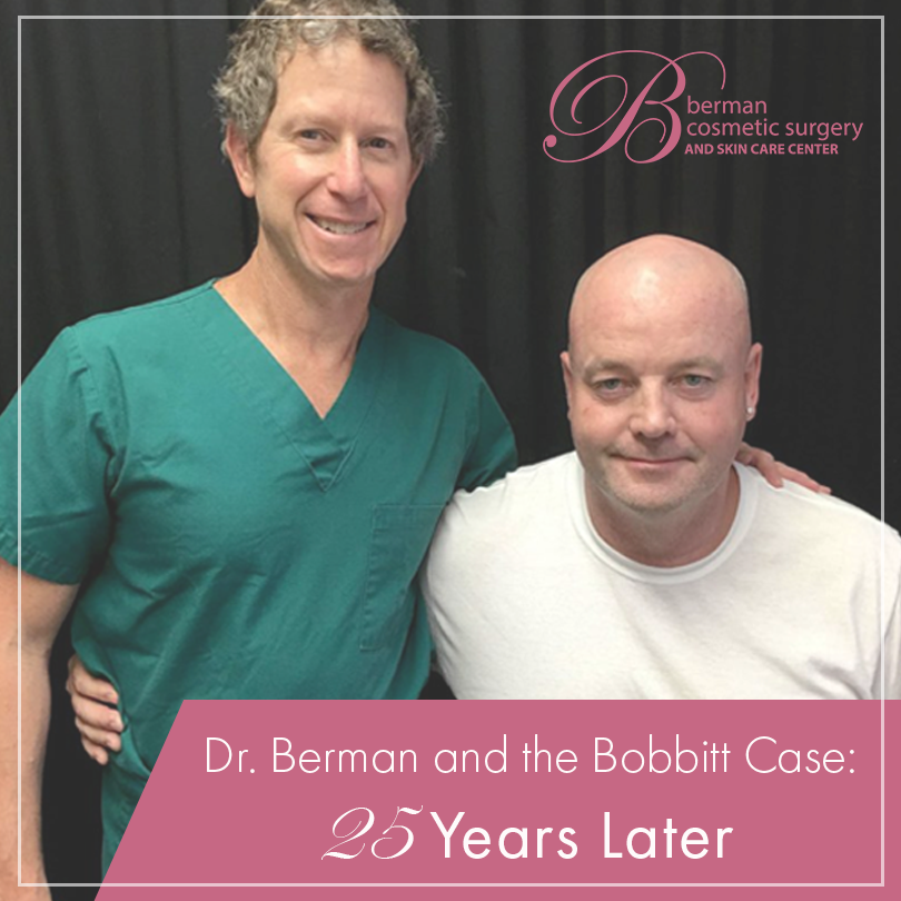 Dr. Berman and the Bobbitt Case: 25 Years Later - Berman Blog