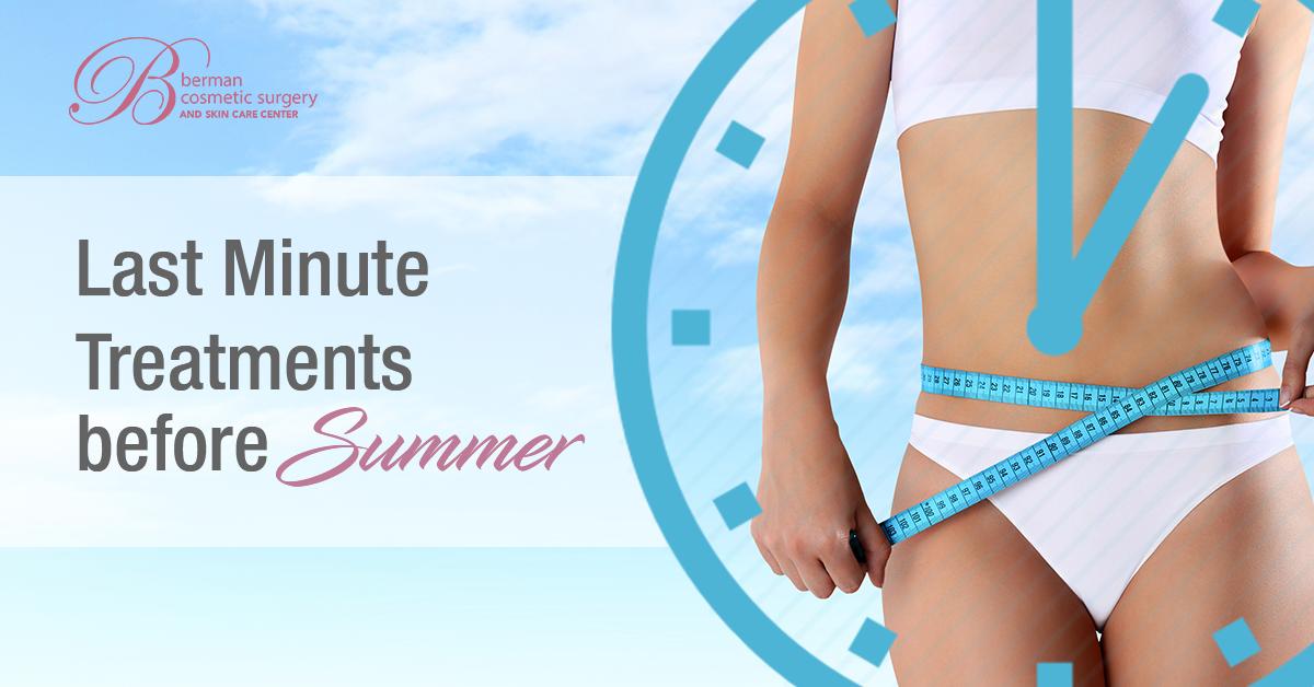 Summer Body Treatment