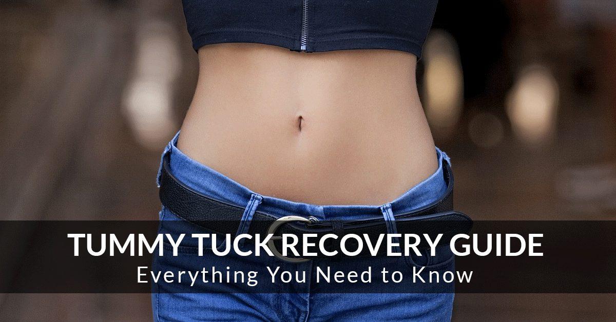 Tummy Tuck Recovery